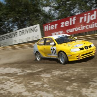 Rallycross Seat Cordoba 2008 - 2010